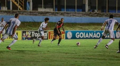 Grêmio Anápolis bate Atlético-GO e abre vantagem na semifinal do Goiano