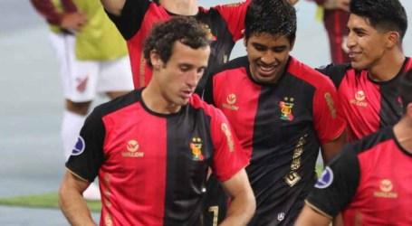 Melgar bate o Athletico-PR pela Copa Sul-Americana
