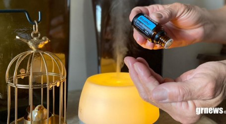 Óleos essenciais ajudam a aumentar imunidade do corpo e tratar problemas respiratórios típicos do tempo frio