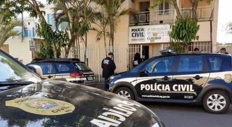 Trio é indiciado em Cláudio por discriminação contra pessoas com deficiência
