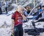Tatiana Weston-Webb é eliminada em etapa de Surfe em Rottnest Search