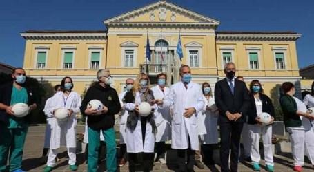 Integrantes da seleção da Itália foram vacinados contra Covid-19 antes da Eurocopa