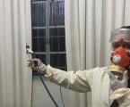Imóveis do JK e Esplanada recebem ação de combate ao Aedes aegypti; aerosytem é aplicado dentro das casas