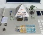 Trio é detido após denúncias de tráfico de drogas em Nova Serrana