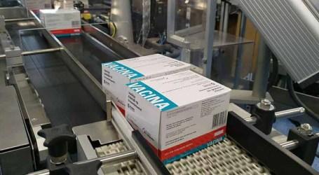 Fiocruz entrega mais 3,8 milhões de vacinas da AstraZeneca contra Covid-19