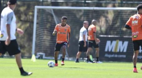 Galo se prepara com foco no Brasileirão