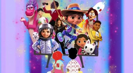 Netflix   Chegaram dois novos recursos para as crianças passarem mais tempo com a família