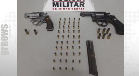 Rapaz de 21 anos morre após disparar arma de fogo no Santos Dumont; dois foram presos