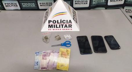 PM prende trio com drogas no Dom Bosco após denúncias