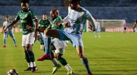 Londrina e Goiás empatam pela Série B