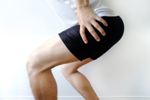 Aching hip and Knee