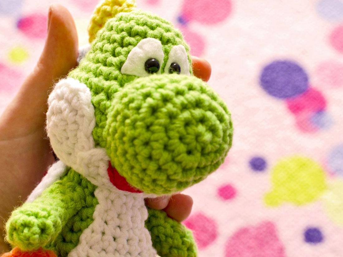 Amigurumi Nintendo : Nintendo super mario piranha plant amigurumi u groaaar by anjizilla