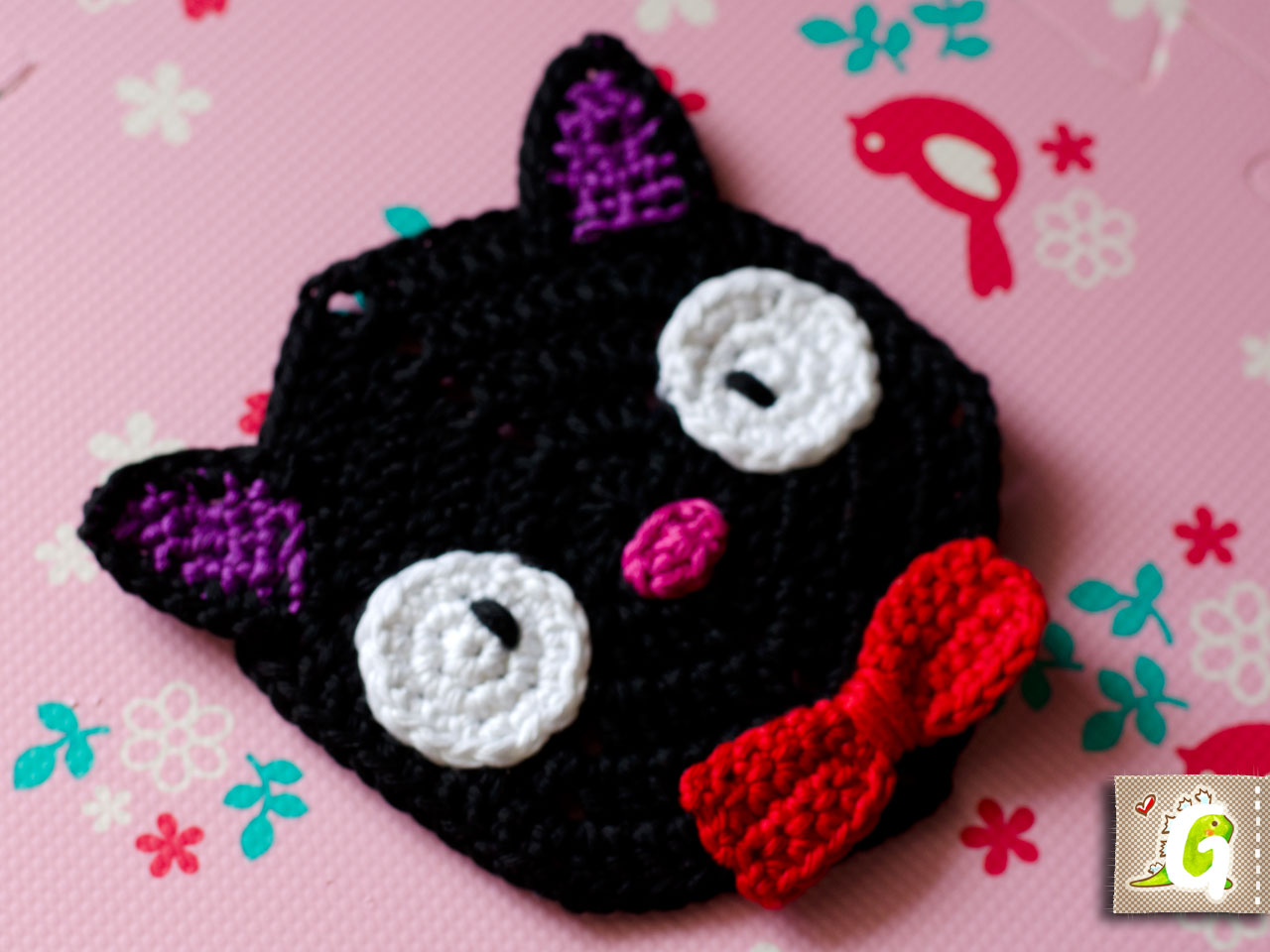Groaaar jiji hexagon kaisha studio ghibli and therefore all rights do belong to them this pattern is for private use only you are not allowed to sell this pattern or items bankloansurffo Images
