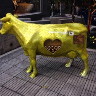 Golden Cow, Zona T, Bogota