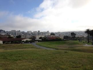 Fort Mason, San Francisco walk