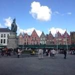 Bruges, Grotemarkt