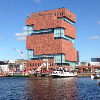Museum Aan de Stroom, MAS, Antwerp
