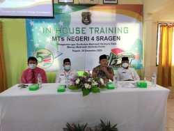 MTsN 4 Sragen Dinobatkan Sebagai Madrasah Riset Nasional oleh Kemenag RI