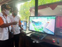 Tempat Evakuasi Sementara Pengungsi Gunung Merapi Terpantau via CCTV