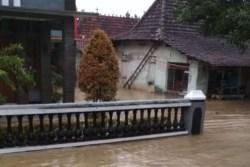 Banjir Masih Melanda Tiga Desa di Kudus, 241 Rumah Masih Terendam Air