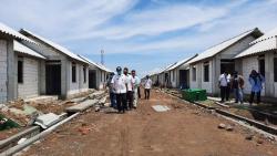 Pembangunan Rumah Deret Nelayan Rampung, Sistem Penempatan Penghuni Masih Dibahas