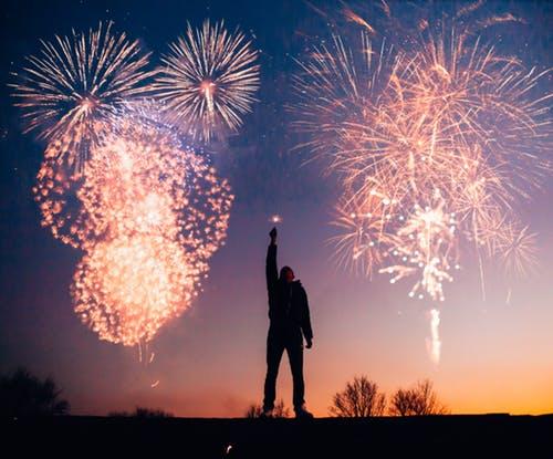 tahun baru kembang api pexels photo 769525
