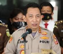 Kapolri Tegaskan, Sekali Anggota Kepolisian Terlibat Kasus Narkoba, Bisa Dipecat