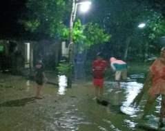 Banjir Kali Cemoro Sragen Rendam Rumah-rumah Warga, Ini Daftar Para Korban