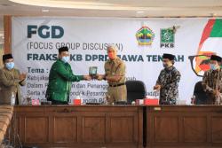 Ketua MUI Jateng : Kiai dan Ula Urutan Pertama Penerima Vaksin Covid-19