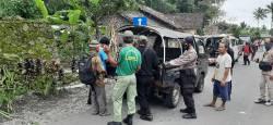 Aktivitas Vulkanik Gunung Merapi Meningkat, Warga di Dua Desa Kecamatan Dukun Kembali Diungsikan