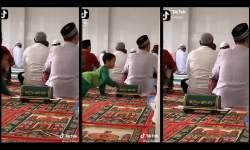 Viral, Kotak Amal Berbentuk Keranda Jenazah Mini di Masjid. Jadi Pengingat akan Kematian dan Bikin Pengen Banyak Sedekah