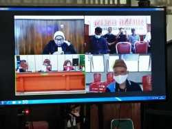 Sopir Bus Eka yang Gasak Mahasiswa Hingga Tewas di Sragen Divonis 3 Tahun Penjara