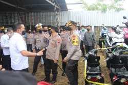 Polda Jateng dan Polres Pati Berhasil Ungkap Kasus Besar, 325 Unit Motor dan 41 Mobil Bodong beserta 9 Tersangka Diamankan