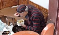Inilah Cerita saat Gubernur Ganjar Sempat Membuat Kapolsek Kranggan Kaget karena Numpang Makan Bekal di Kantornya