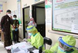 Percepatan Vaksinasi Covid-19 untuk Petani Tembakau Jadi Prioritas, Gubernur Ganjar : Jadi Prioritas