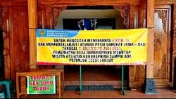 Antisipasi Lonjakan Kasus Covid-19, Tempat Wisata Religi di Gunungpring, Muntilan Ditutup