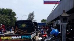 Kecelakaan Bus Rela di Kalijambe, Sempat Terjadi Kemacetan Hingga 4 Kilometer