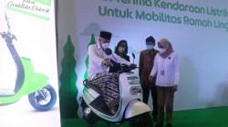 Ganjar Apresiasi Grab yang Putuskan Beli 6.000 Sepeda Motor Listrik Buatan Jawa Tengah Untuk Mobilitas Hijau di Indonesia
