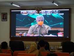 Capaian Vaksinasi Lansia di Blora Disorot Gubernur Ganjar, Bupati Arief Siap Kerja Keras Realiasikan Percepatan Vaksinasi