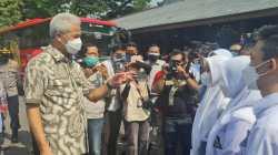 Pedagang hingga Pelajar di Grobogan Sambut Gembira Kehadiran Bus Trans Jateng