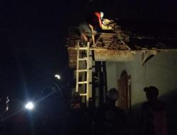 Sebanyak 180 Rumah di Kudus Rusak Paska Diterjang Angin Kencang