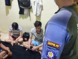 Tertangkap di Dalam Kamar Kos, Satu Mahasiswi Bersama Lima Mahasiswa Dibina Khusus Satpol Kota Semarang