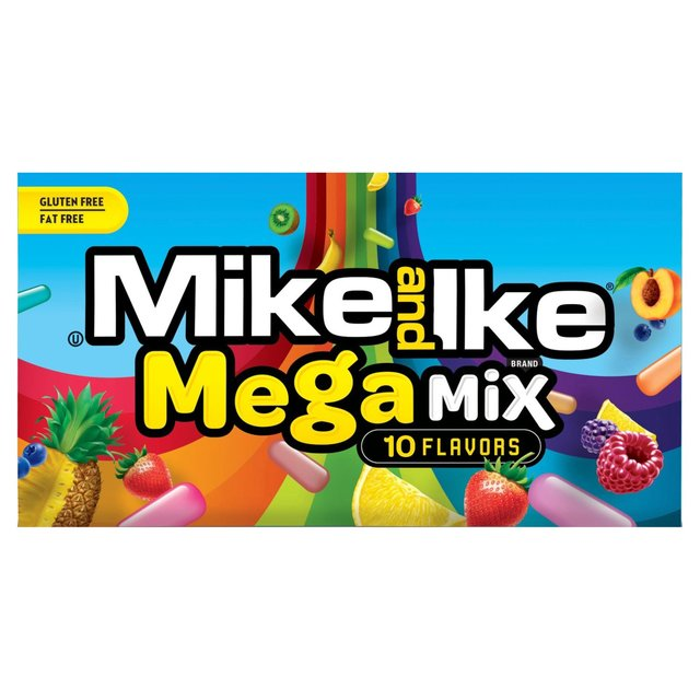 Morrisons Mike And Ike Mega Mix 141G 141gProduct