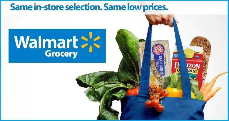 Wal-Mart Online Grocery Delivery