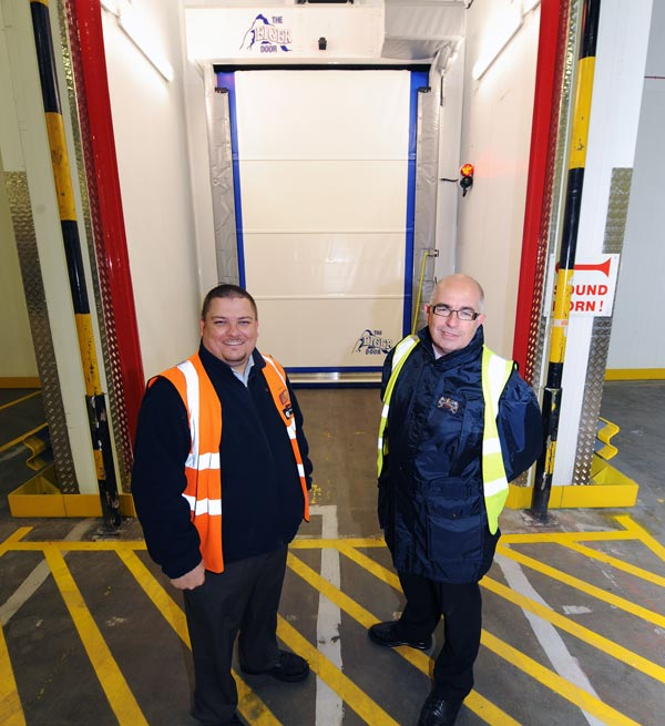 Union Industries the UK\u0027s market leading manufacturer of the Matadoor Range of Hi-Speed Doors has completed a series of Eiger Freezer Door installations ...  sc 1 st  The Grocery Trader & Sainsbury\u0027s selects Union\u0027s Eiger Doors | The Grocery Trader