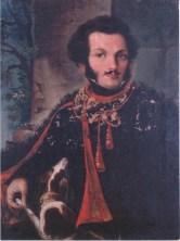 Adolf Grocholski (1797-1863), Syn Jana Nepomucena