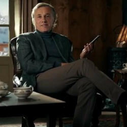 Galaxy Note 7 Christoph Waltz