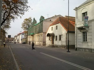 ul Warszawska