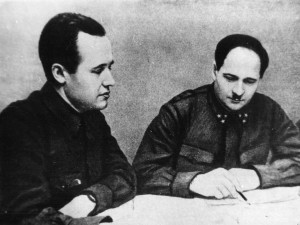 Valisilij_Zhavoronkov_and_general_Ivan_Boldin