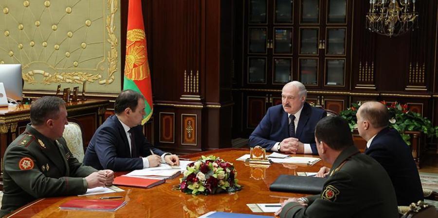 Александр Лукашенко рассказал о подробностях переговоров с Владимиром  Путиным и отреагировал на домыслы